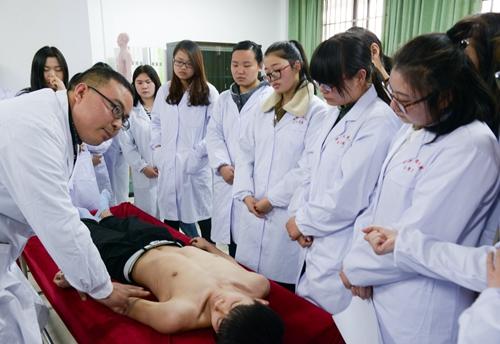 康复治疗学专业 校院合作 培养康复治疗师